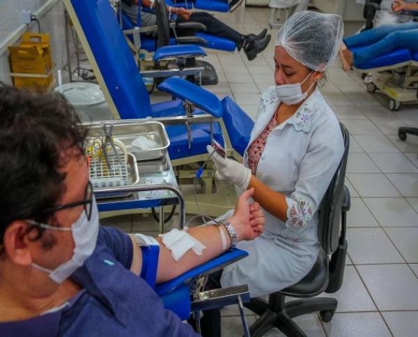 Fhemeron necessita urgentemente de doadores de vários tipos de sangue