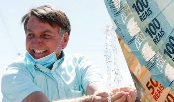 Bolsonaro se pronuncia sobre auxílio de R$ 600 se tornar permanente