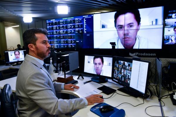 Marcos Rogério defende Reforma Tributária e simplificação de impostos