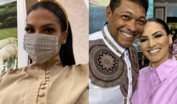 Filha de Valdemiro Santiago é acusada de usar máscara de brilhante, e se pronuncia