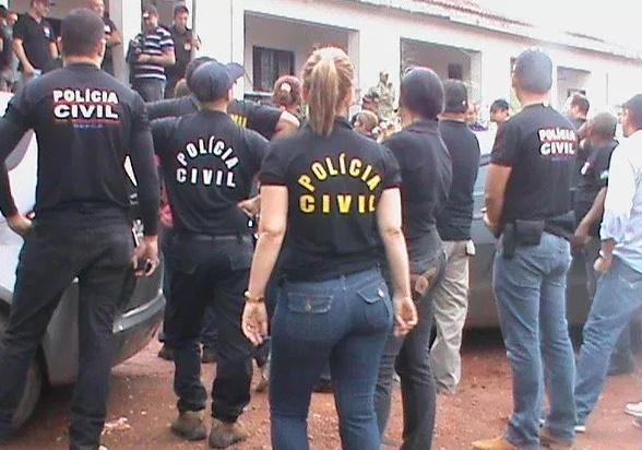 URGENTE - POLICIA CIVIL DEFLAGRA OPERAÇÃO PARA PRENDER 15 ASSALTANTES