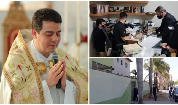 Fantástico, da Rede Globo, martela e investigação contra padre Robson ganha nova acusação grave