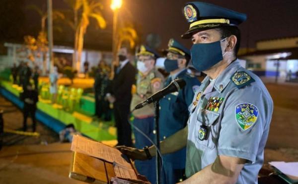 Comando da Polícia Militar de Rondônia acompanha formaturas dos novos Sargentos no interior do Estado