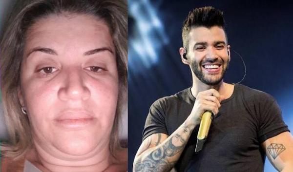 Levando vida simples, Roseli, irmã de Gusttavo Lima diz que não recebe ajuda do cantor: 'Meses pra ele me responder'