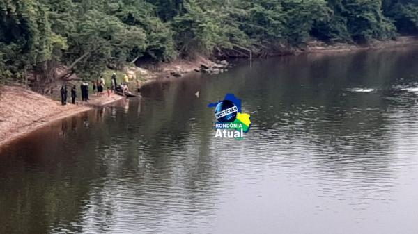 Mais uma pessoa morre afogada nas �guas do Rio Urup�, em Ji-Paran�