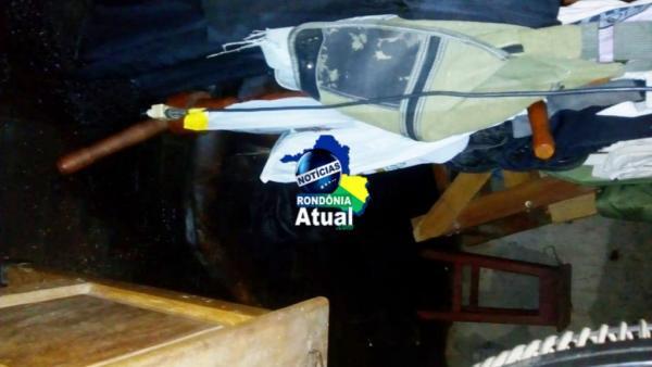 aposentado é encontrado morto dentro de apartamento, em Ji-Paraná