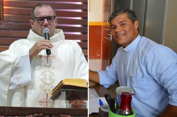 Missa marca despedida do padre Sivaldo de Jaru e a chegada do novo p�roco da S�o Jo�o Batista, padre Natal