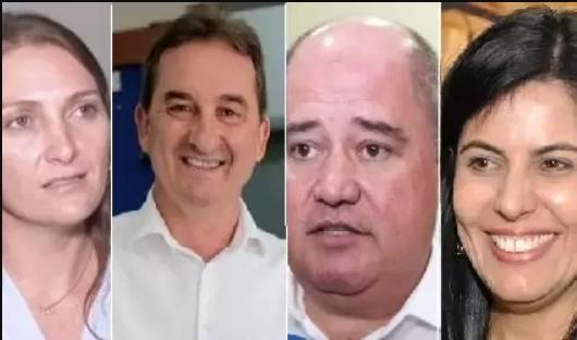 PRESO EM CASA - TJ CONCEDE PRISÃO DOMICILIAR A EX PREFEITO DE JI-PARANÁ E OUTROS 03 PRESOS