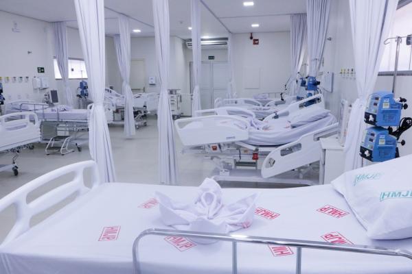 SA�DE - UTI DO HOSPITAL MUNICIPAL COME�A A FUNCIONAR