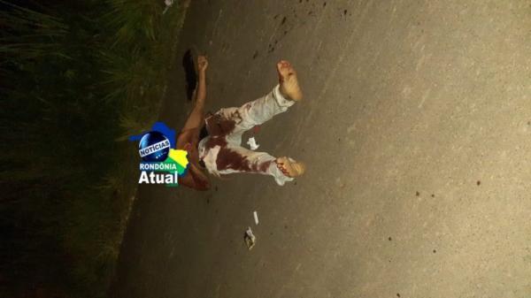 homem � encontrado morto na zona rural de Ji-Paran�, durante madrugada