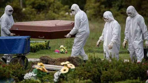 Beb� e mais nove pessoas morrem de coronav�rus nas �ltimas 24 horas em Rnd�nia