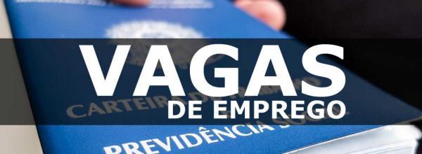 EMPREGO - EMPRESA CONTRATA PROFISSIONAIS PARA 05 ÁREAS.