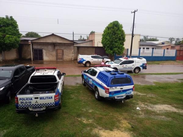 MEGA OPERAÇÃO - POLICIA PRENDE 50 PESSOAS EM RONDÔNIA