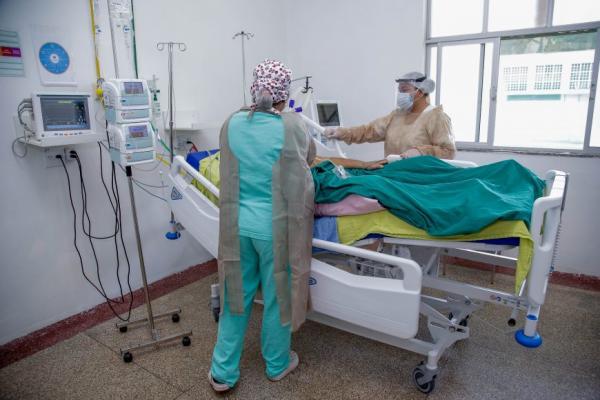 COVID 19 - Com novas variantes do coronavírus em Rondônia, Ji-Paraná cresceu 27% em novos casos.