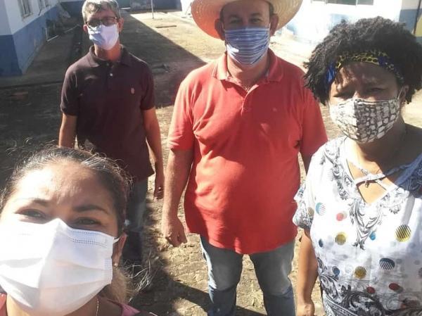 Sílvia Cristina destina R$ 300 mil para reforma de hospital