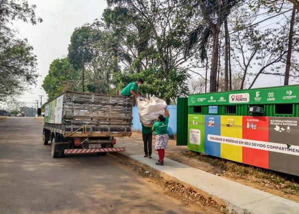 Prefeitura garante coleta de resíduos