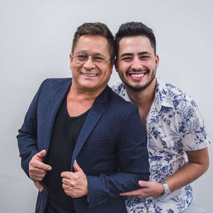 Filho do cantor Leonardo desmente boatos sobre polêmicas com a família: ''não existe rivalidade''