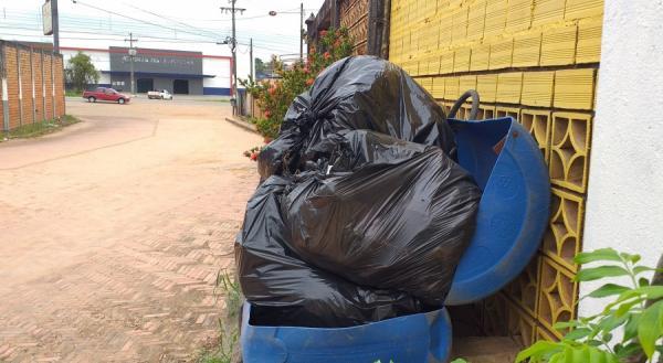 Lixo preocupa a população de Ji-Paraná!
