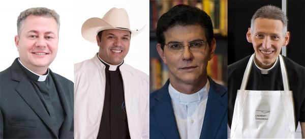 Quatro padres se destacam na Lista de Não Ficção da semana