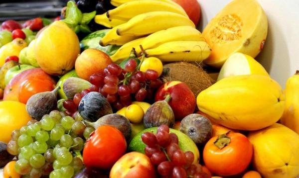 Exportações de frutas crescem mais de 20%