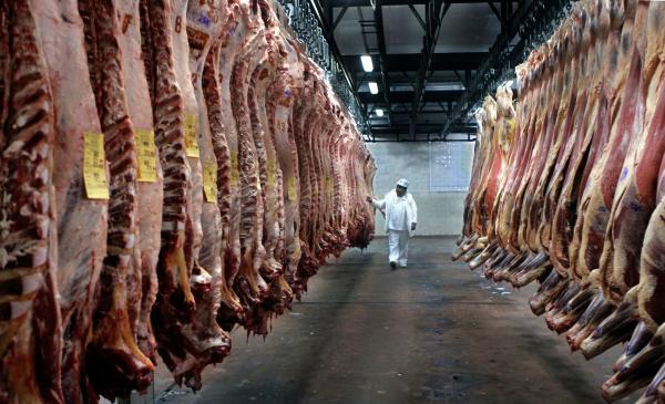 Argentina proíbe exportação de carne bovina