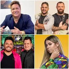 Confirmada live com Leonardo, Jorge e Mateus, Bruno e Marrone e Marilia Mendonça