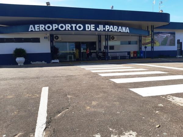 VOOS NO AEROPORTO DE JI-PARANÁ DEVEM RETORNA EM JULHO