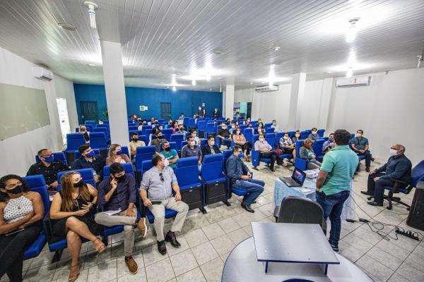 Audiência Pública realizada para debater PPA