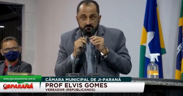 AO VIVO ACOMPANHE A SESSÃO DA CÂMARA DE VEREADORES DE JI-PARANÁ