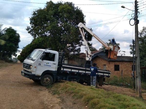 Nova Londrina recebe trabalho de revitalização