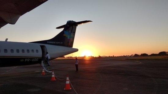 Mês de julho inicia com a retomada de voos da Azul em Ji-Paraná