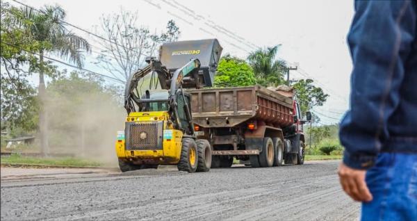 Parceria da Semosp e DER em Ji-Paraná