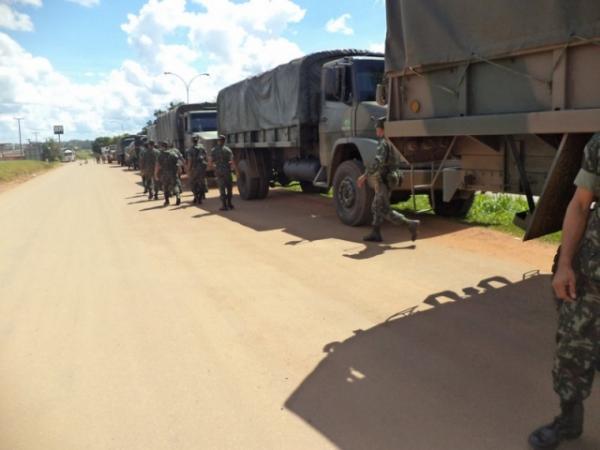 Exército abre processo seletivo com Salário de R$ 5 mil