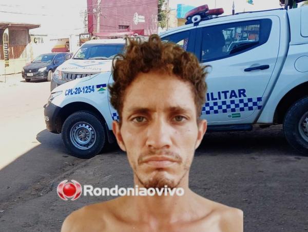 Ladrão tenta fugir com carro furtado e se envolve em acidente