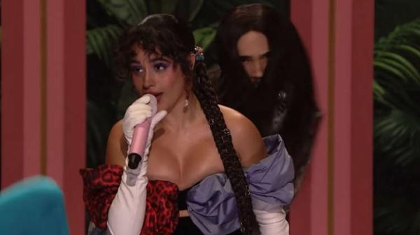 Cantora Camila Cabello mostra seu novo single