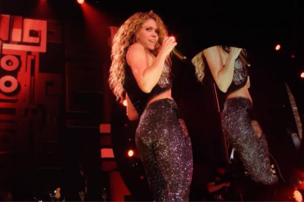 Shakira virá ao Brasil para shows