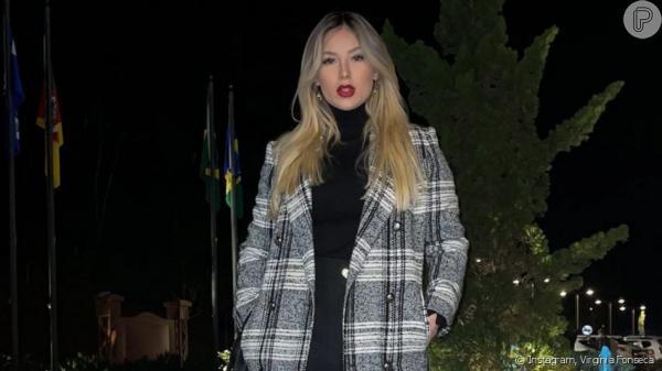 Virgínia Fonseca revela já ter escolhido nome do segundo bebê com Zé Felipe