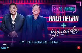 Leonardo e Raça Negra preparam show no Espaço das Américas