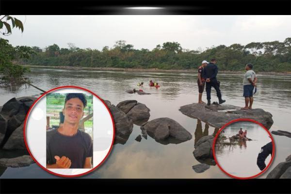 Irmãos morrem afogados no rio Urupá em Ji-Paraná