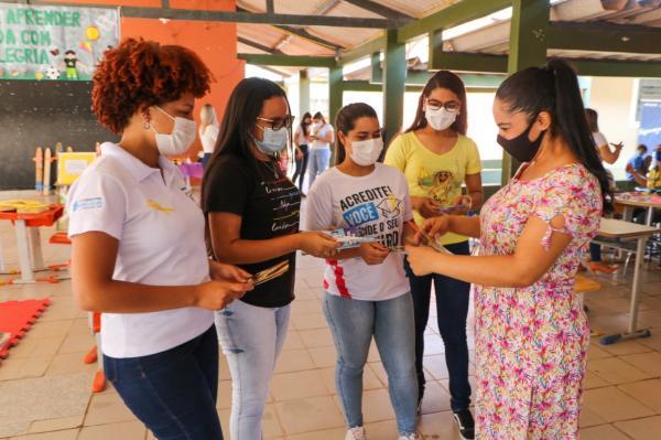 Em Ji Parana Mais de 150 pessoas são atendidas pelo CRAS Itinerante