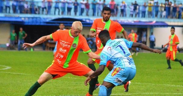Ji-Paraná e Vilhenense duelam pela liderança do grupo B neste Domingo (31)