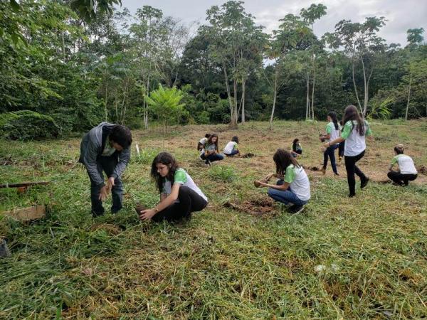 Campus Ji-Paraná promove projeto em comemoração ao Dia da Água