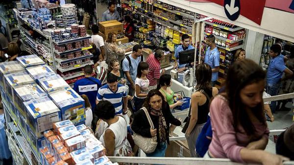 Brasileiros endividados ultrapassa 62 por cento em Março