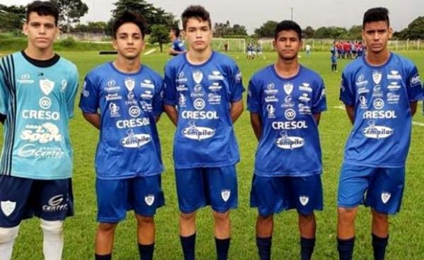 Ji-Paraná FC confirma participação no Campeonato Rondoniense Sub-17