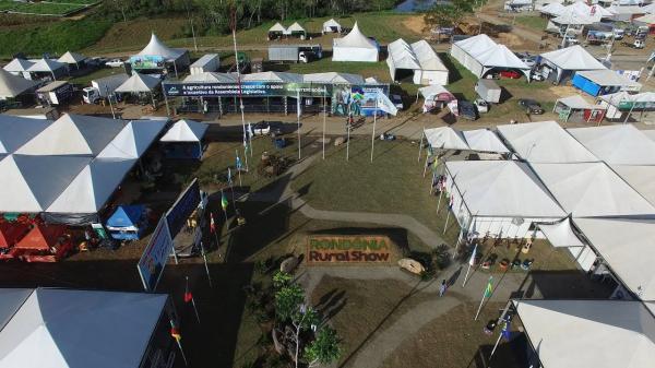 Rondônia Rural Show promove Ji-Paraná para o mundo
