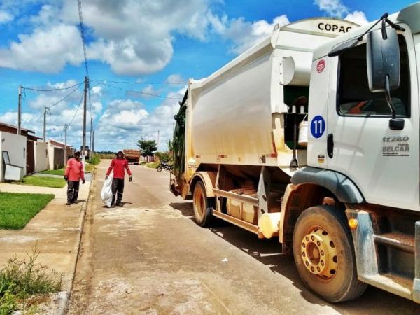ATENÇÃO - Divulgado dias e horários da coleta de lixo nos Bairro de Ji-Paraná