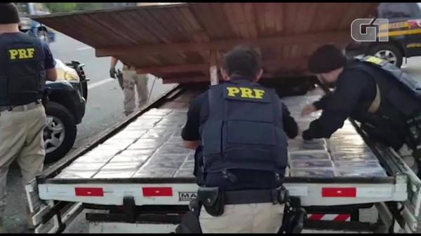 URGENTE - POLICIA APRENDE MAIS DE 130 QUILOS DE COCAÍNA EM JI-PARANÁ