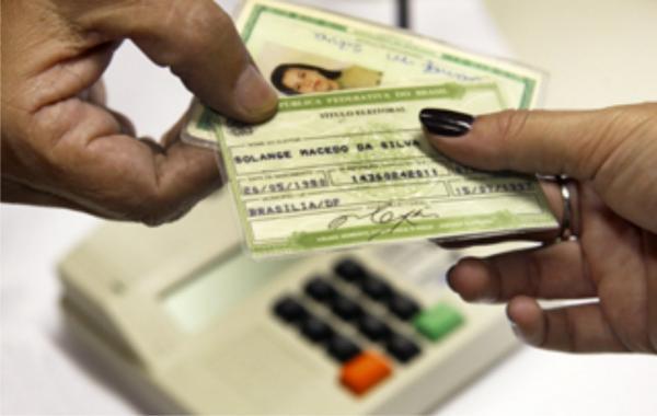 Eleitores de 16 Municípios do Estado devem fazer revisão biométrica a partir desta Segunda (22)