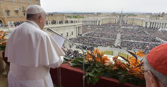 Papa: tristeza e dor pelos atentados no Sri Lanka: