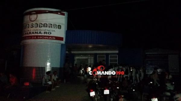 DESCASSO – ENERGIZA volta a brincar com a cara dos consumidores e grupo gerador do Hospital Municipal de Ji-Paraná não funciona